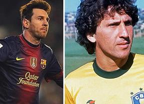 ¿Zico fue mejor que Messi?: el Flamengo asegura que el brasileño anotó 89 goles en 1979
