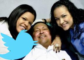 Las primeras fotos de Chávez después de su operación revolucionan Twitter