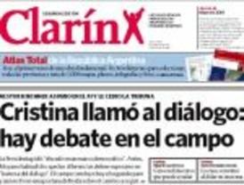 Trae ilusión el llamado al diálogo de Cristina