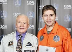 El talaverano Eduardo Lurueña se traslada a Holanda para preparar su viaje al espacio