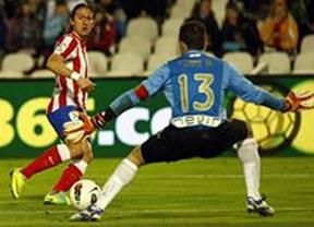 Al Atleti de Simeone no le marca nadie, pero se enfría le euforia: 0-0 ante el Racing en Santander