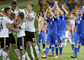 La Roja, testigo tranquilo del partidazo Alemania-Italia del que saldrá nuestro rival en la finalísima de la Eurocopa