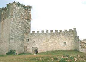 La Junta quiere que el castillo de Galve de Sorbe se rehabilite y se abra al público