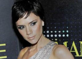 La esquelética Victoria Beckham se suma a la fiebre de la dieta alcalina