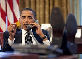 Obama, Hollande, Cameron, Merkel y Renzi llaman a la movilización internacional por el ébola