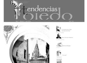 Resurge la revista 'Tendencias' reconvertida en 'Tendencias Toledo'