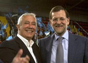 La dirección del PP ya asume públicamente su 'victoria-derrota' en Andalucía