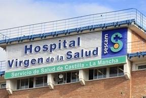 El hospital de Toledo pide