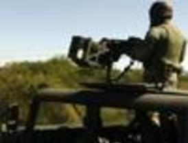 Narcos y militares se enfrentan en Michoacán, hay 5 muertos