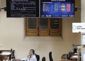 La prima de riesgo española baja de 320 puntos básicos