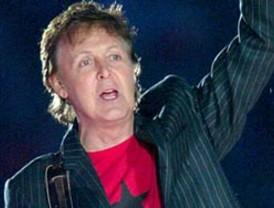 Paul McCartney llega a Buenos Aires