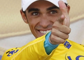 El Tour ve a Contador como