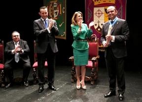 Encomienda al Mérito Civil para José Alberto Martín Toledano