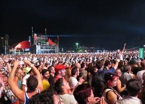 El Bilbao BBK Live se acerca a su récord de asistentes