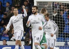 Y van 19: un Real Madrid camino de la historia aumenta su récord de victorias ante un Ludogortes asustado (4-0)