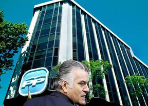 El PP no se acobarda ante el preso Bárcenas y le reta a que repita las acusaciones ante el juez