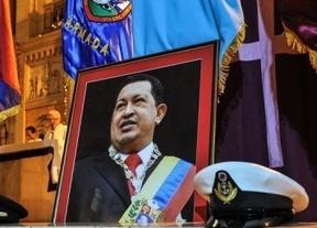La Asamblea Nacional venezolana le regala a Chávez
