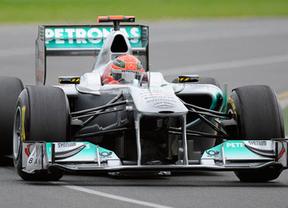 GP de Australia: Schumacher da el golpe... pero sólo en los entrenamientos libres, con Alonso cuarto