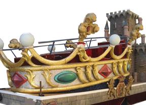 Carroza para la Feria de Cuenca