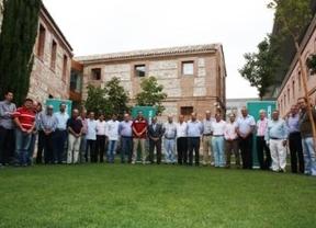 Caja Rural de Castilla-La Mancha reúne a sus directivos para afrontar el final de año