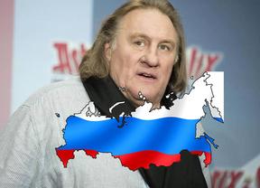 Ahora Depardieu será ruso, y todo por no querer pagar impuestos