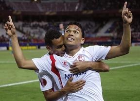 Europa League: el Sevilla sufre pero logra remontar a un duro Zenit y deja abierta la eliminatoria (2-1)