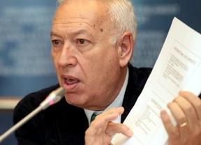 Margallo insiste en echar un 'pulso' a Londres por la soberanía de Gibraltar