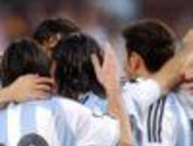 Argentina busca seguir su senda triunfal ante Bolivia