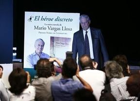 Vargas Llosa presenta 'El héroe discreto': ¿estará a la altura de su obra?