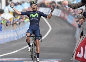Recital español, Beñat Intxausti se lleva la etapa y Contador sigue líder