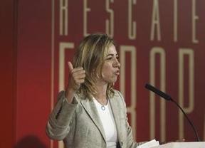 Chacón no será candidata a la Secretaría General del PSOE pero irá a las primarias