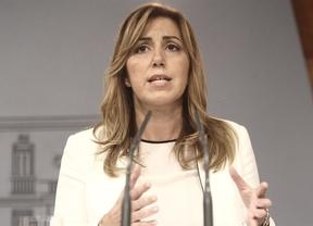 Los secretarios provinciales dan vía libre a Susana Díaz para el adelanto electoral en Andalucía