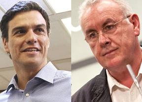 Cayo Lara y Pedro Sánchez sólo se ponen de acuerdo en que todo va bien en Andalucía