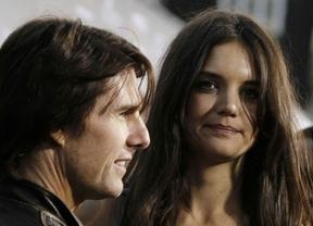 El acuerdo de divorcio entre Tom Cruise y Katie Holmes era ¡una farsa!