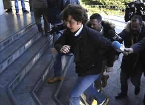 El 'pequeño Nicolás' llega tarde y se vuelve a negar a declarar ante el juez
