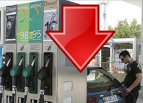 La caída de los carburantes hunden los precios en diciembre hasta el -1,1% interanual