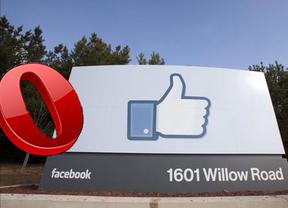 Facebook quiere tener su propio navegador web comprando Opera Software