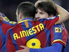 Barcelona es una fábrica de goles, ahora vence 3-0 al Racing