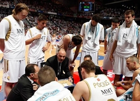Baloncesto: el Macccabi, dura piedra en el camino del Real Madrid a la 'Final a Cuatro'