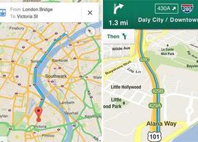 Google Maps vuelve a iOS pisando fuerte: más de 10 millones de descargas en 48 horas
