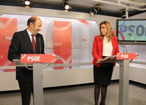 La práctica totalidad de las federaciones del PSOE dará el 'OK' a Susana Díaz como nueva secretaria general