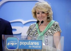 El PP desmiente la noticia sobre el uso de dinero público de Madrid para pagar actos de partido