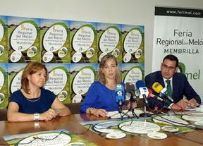 La II Feria Regional del Melón, se celebrará en Membrilla en agosto