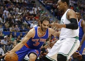 Sigue la mala racha española en la NBA: Calderón pierde en su debut con los Knicks (86-106)