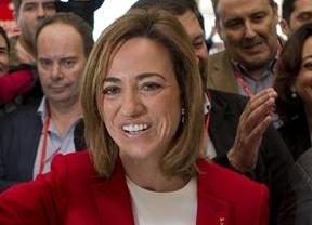 Chacón apela al protagonismo de la mujer para el PSOE