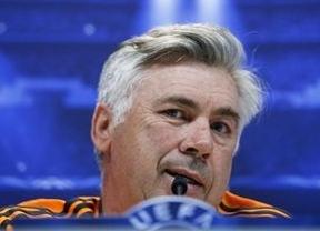 Ancelotti confirma la titularidad de Casillas en la Supercopa pero no la salida de Diego López