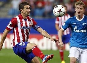 El Atlético aplica el plan B en su viaje a San Petersburgo, pero no quiere quedarse helado