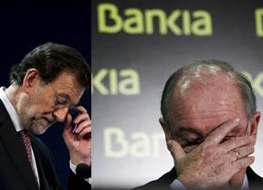 El Gobierno Rajoy ocultó hasta el final la necesidad de nacionalizar Bankia