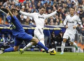 El Madrid se despereza tras empieza dormido por el horario matinal y destroza al Getafe (4-0)