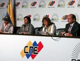 CNE dispuesto a colaborar con primarias de la oposición